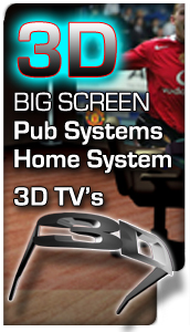 3D Big Screen Systems