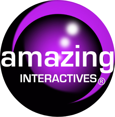 Amazing Interactive Logo